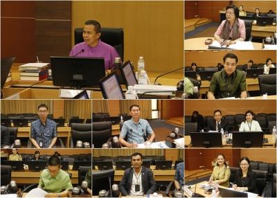 ประชุมยกระดับการขับเคลื่อนยุทธศาสตร์เรื่องการจัดตั้งคณะกรรมการ2ระดับ