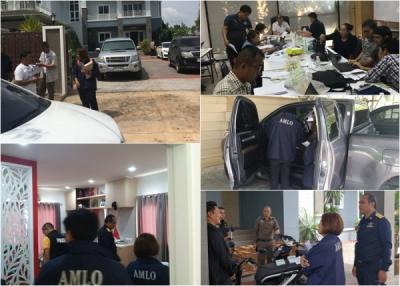 Search under Search Warrant 15/06/2018